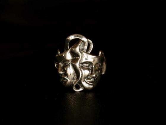 Two Face Ring
