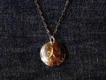 Star Quarter Concho Necklace