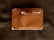 Money Clip Wallet -Camel-