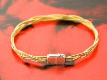 Acoustic Guitar Bangle -Martin-