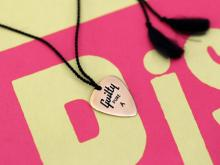 Small Pic Necklace_BLK