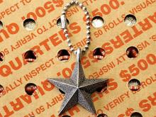 Black Star Key Holder
