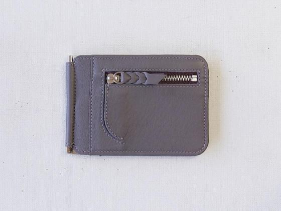 Money Clip Wallet -Ethane-