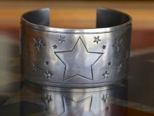Stardust Bangle -Wide-