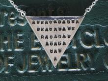 Abracadabra Necklace