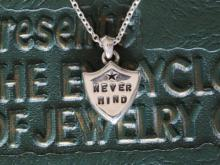 Never Mind Necklace