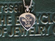 No Music No Life Necklace