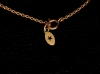 Rosary Necklace -gold-