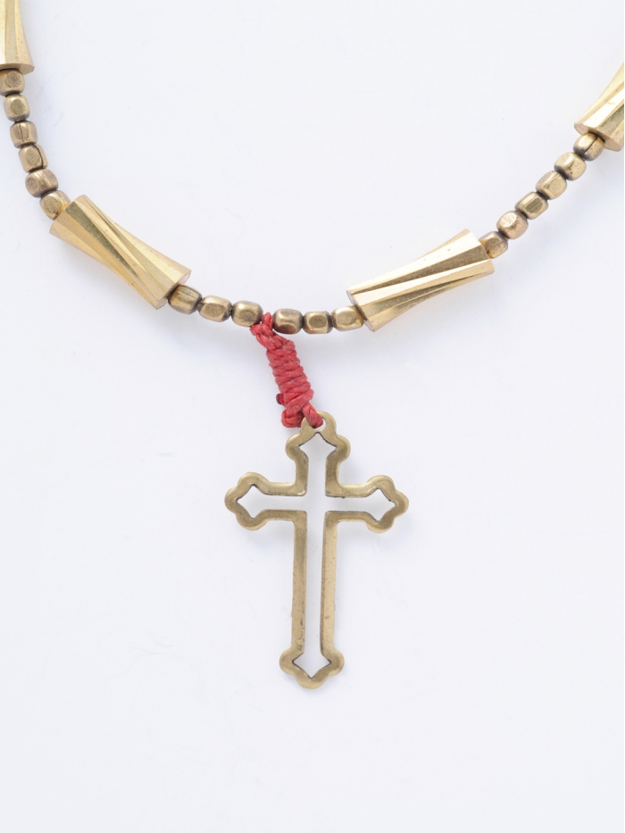 amp japan official web site prayer beads amp cross necklace