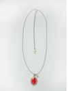 Color Mary Locket -RED-