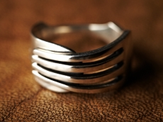 Large Fork Ring