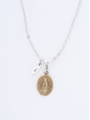Oval Maria Necklace