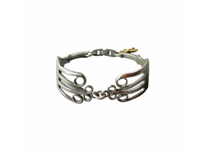 amp japan official web site double fork bangle