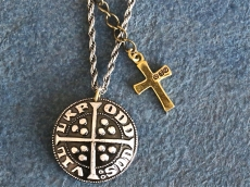 Old Cross Coin